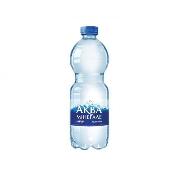 Вода минеральная Aqua Minerale c газом 0,5 л