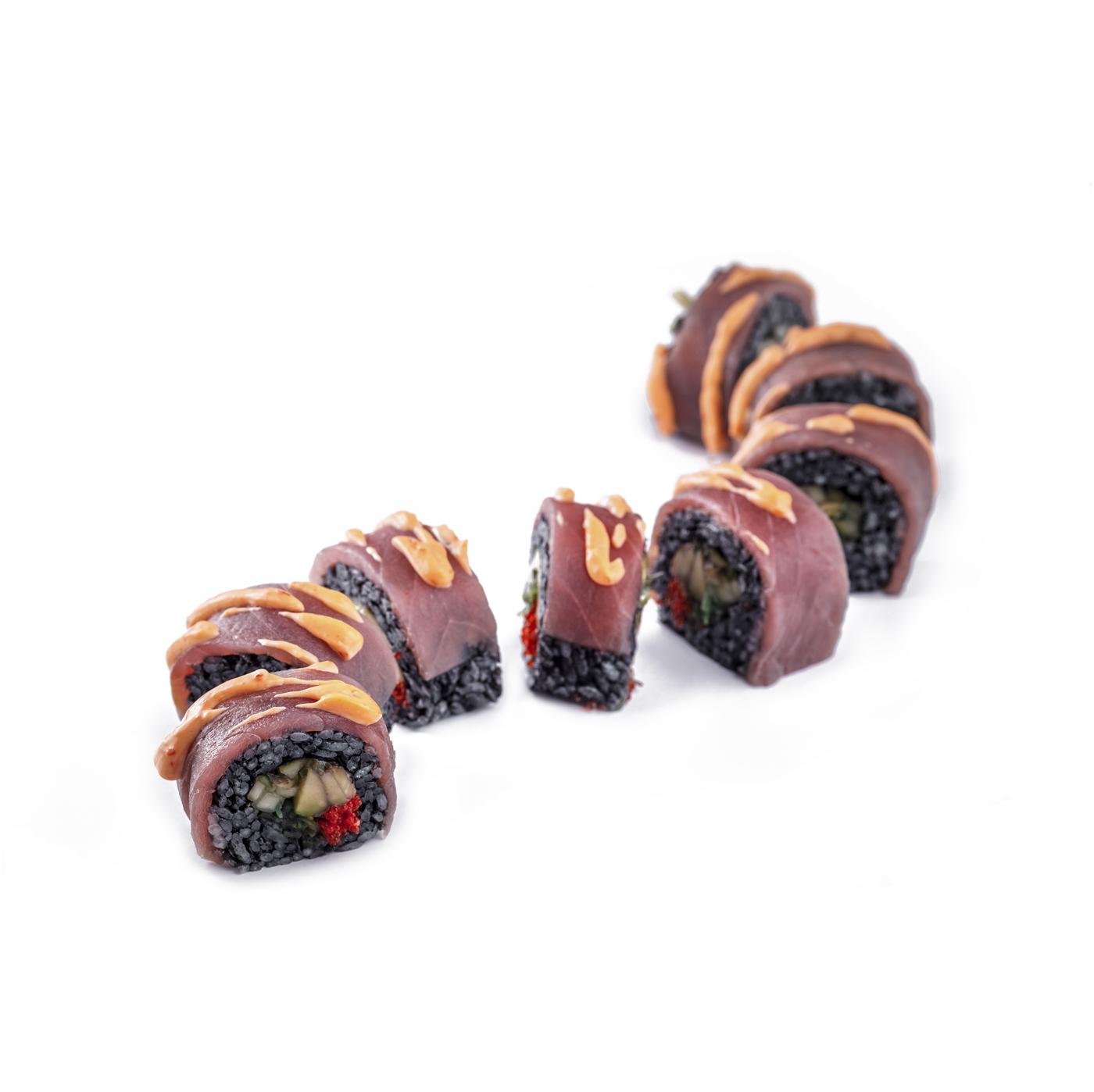 Черный дракон - Abokado. Бесплатная доставка суши премиум качества Позняки, Оболонь