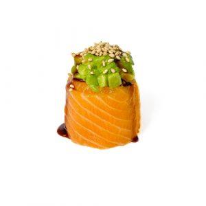 Абобол с авокадо