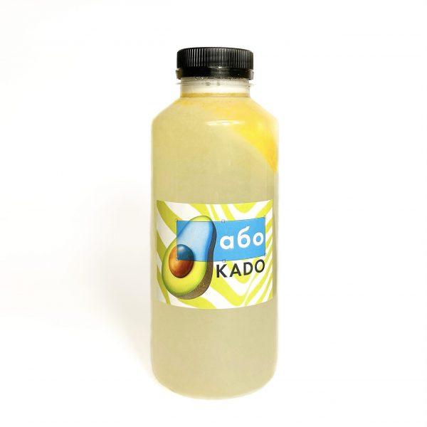 Лимонад груша-имбирь