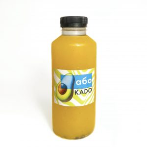 Лимонад манго-маракуя